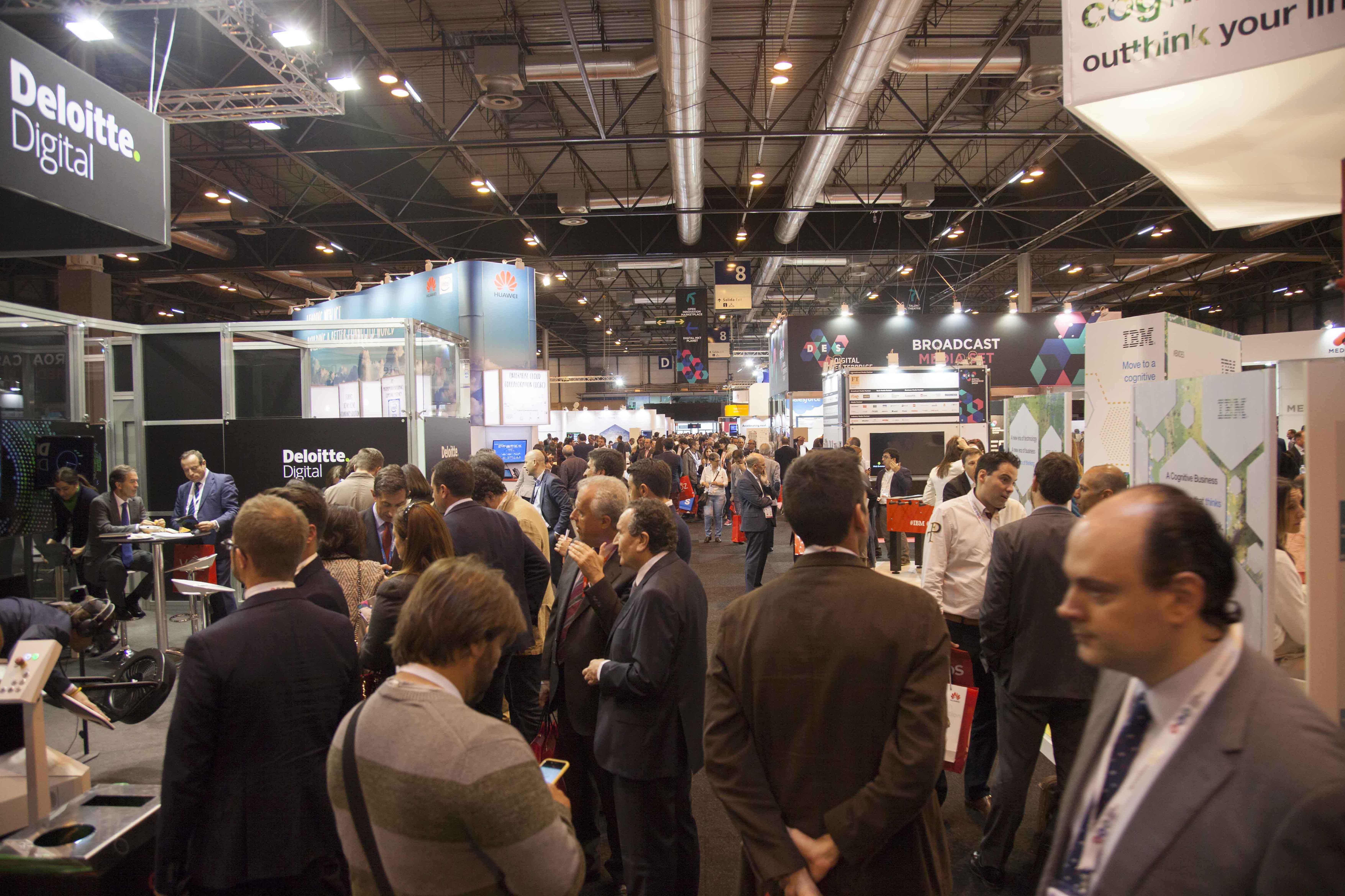 Digital Enterprise Show celebrate the success ot its first edition