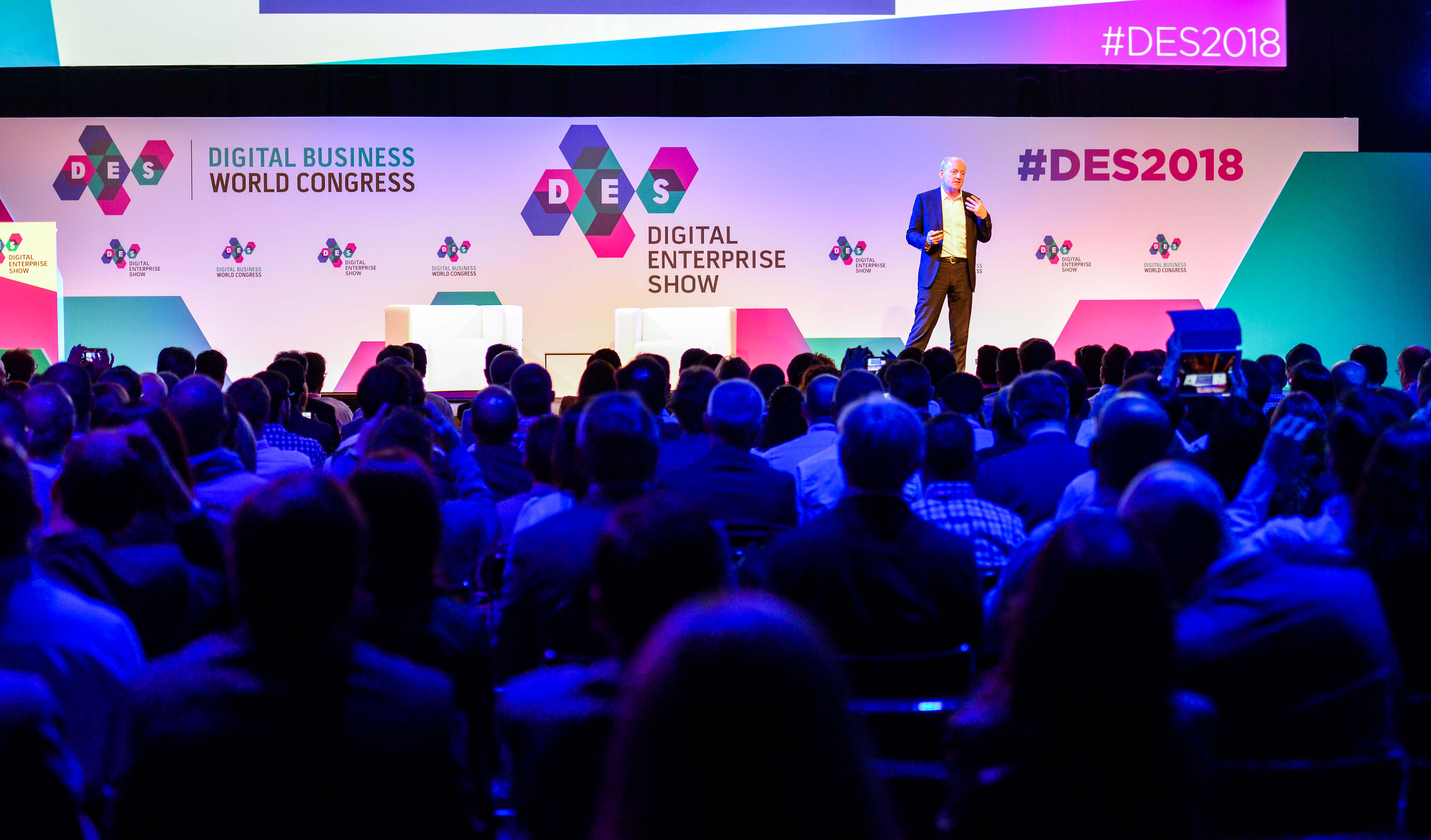 DES2019 gathers administrations and companies in the Cities & Public Sector forum to analyze how the cities of the future will be