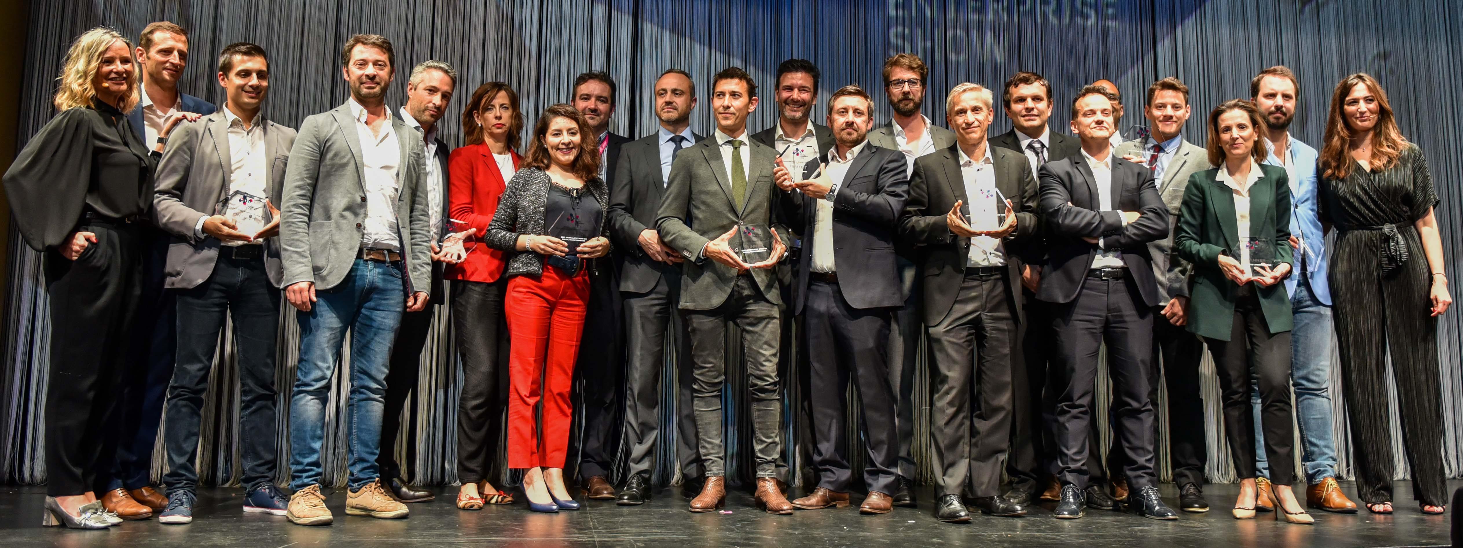 DES2019 celebrates a new edition of the European Digital Mindset Awards