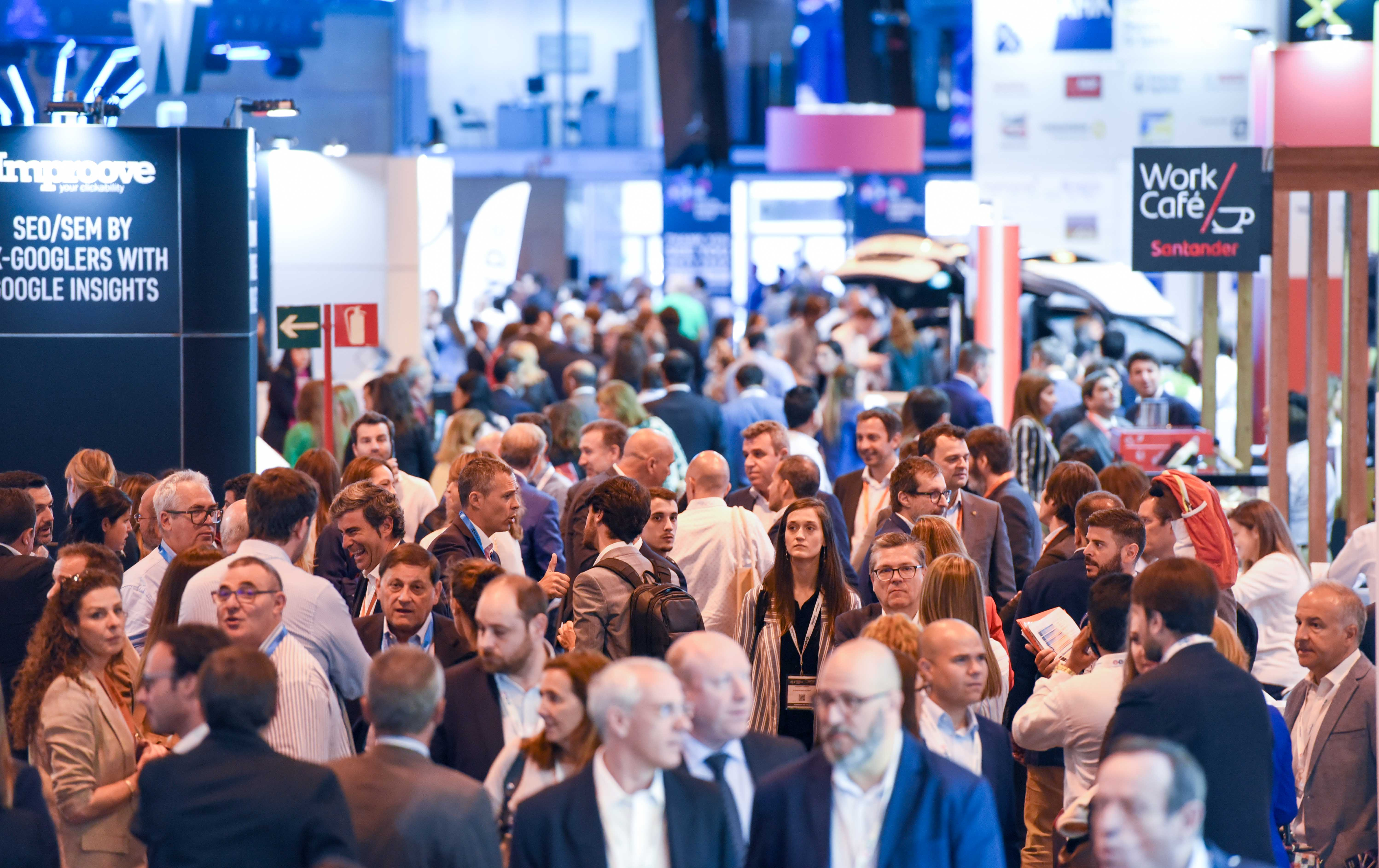 DES2019 become the must-attend event on digital transformation with 26,342 attendees from over 50 countries