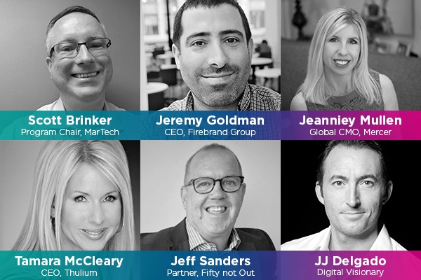 CMO Priorities, Analytics, Martech, Inbound Marketing, Growth Hacking, Data Driven Marketing or Storytelling strategies to be analyzed during 3 days at DES2018