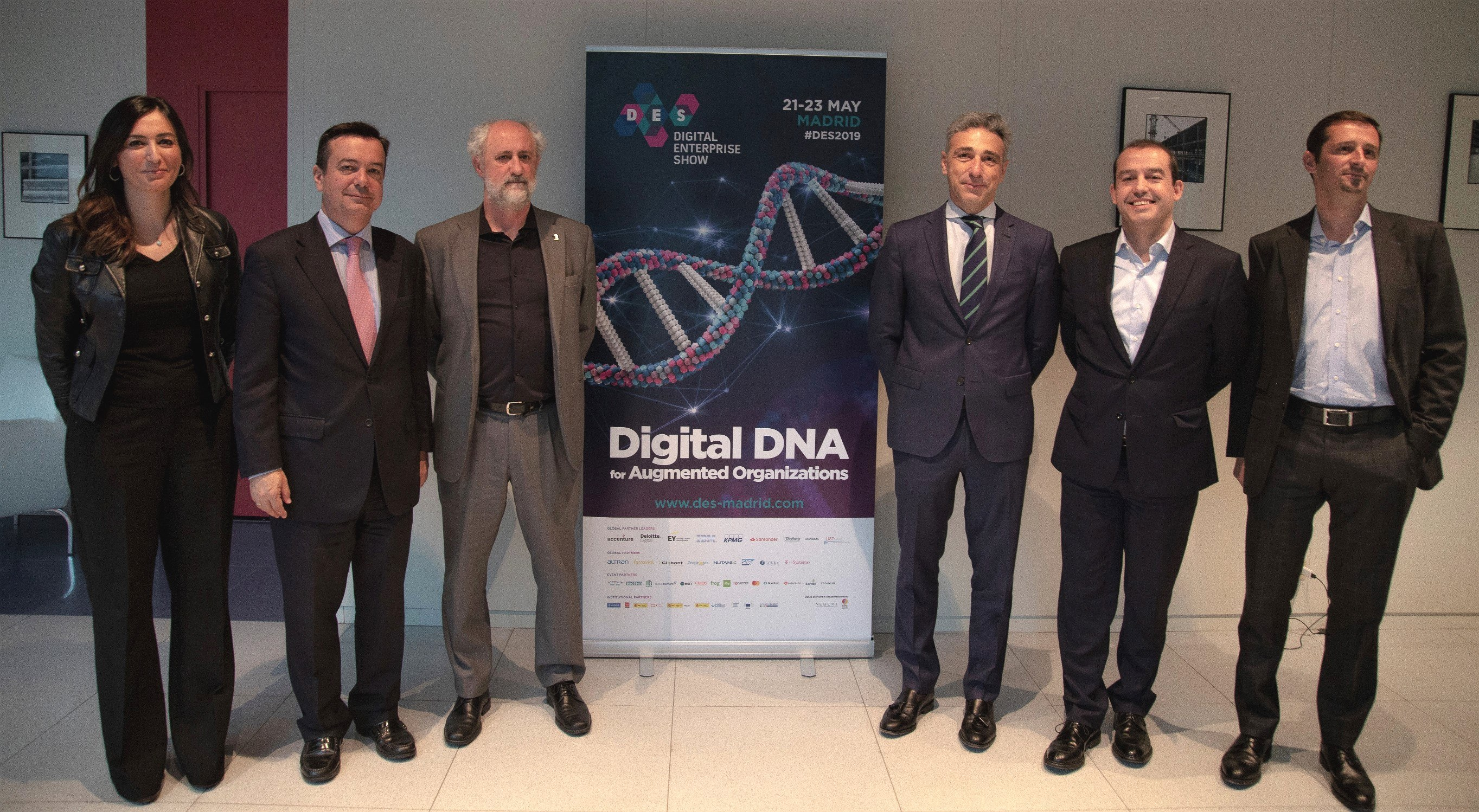 IFEMA becomes a co-organizer of DES, Digital Enterprise Show to boost it and to place Madrid as a benchmark at an international level