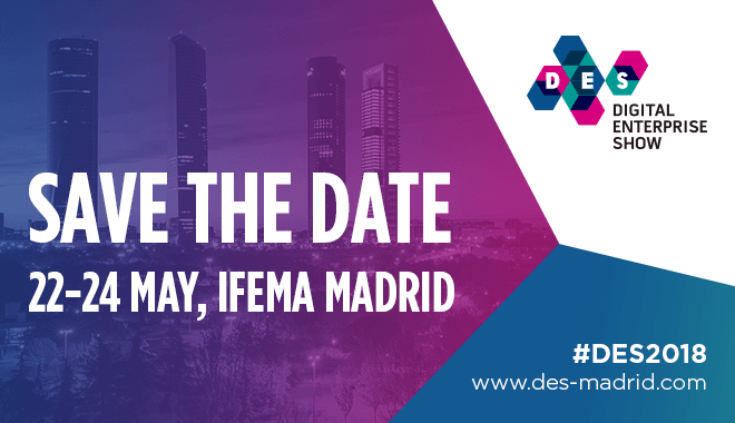 Artificial Intelligence, Cybersecurity, the new GDPR and the debate of the Digital Agenda by the political groups, mains trends of DES2018