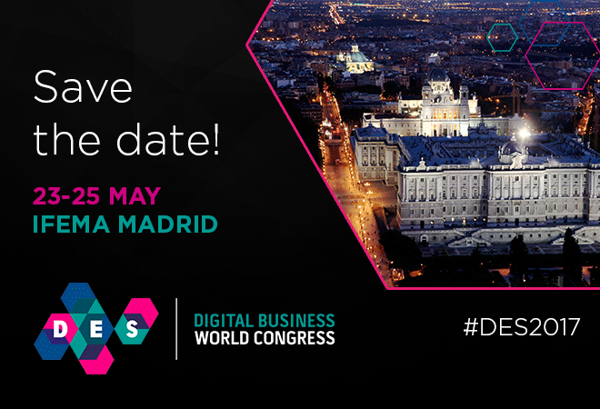 Blockchain, IoT and Artificial Intelligence to take a leading role in DES - Digital Business World Congress