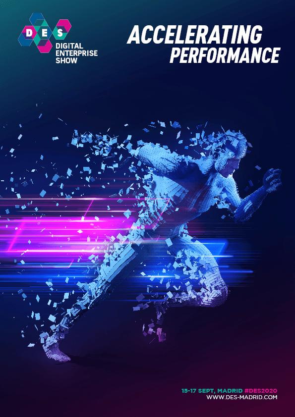 Official image of Digital Enterprise Show 2020