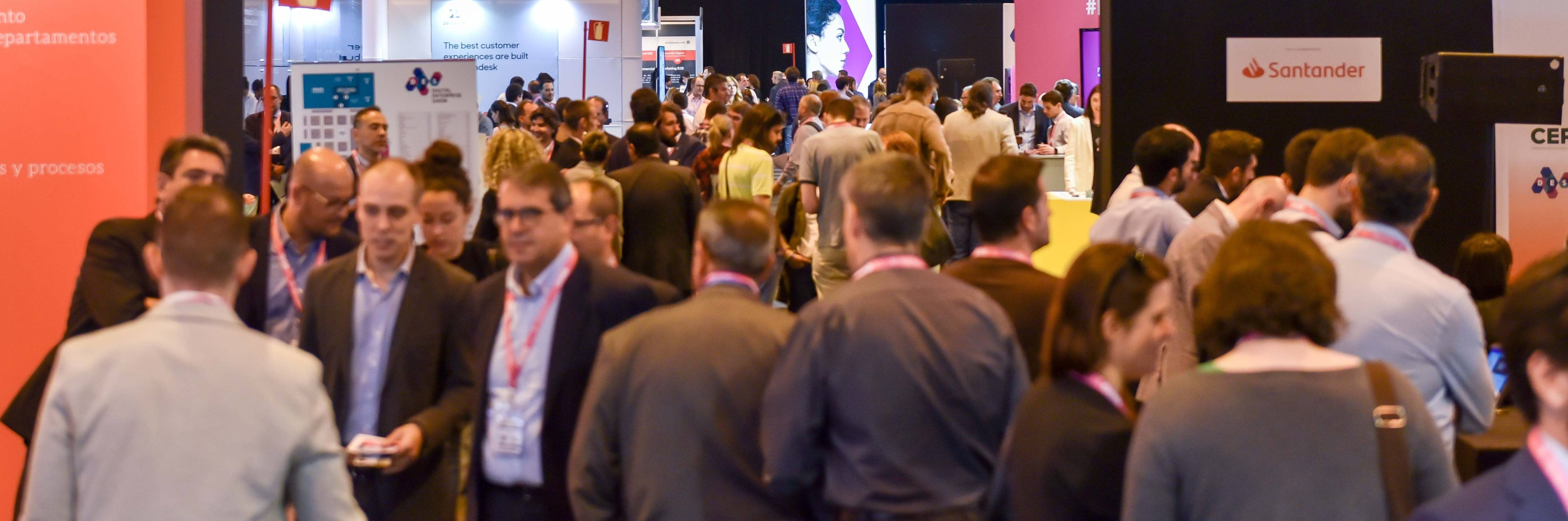 Digital Enterprise Show will gather over 30,000 executives in the next edition