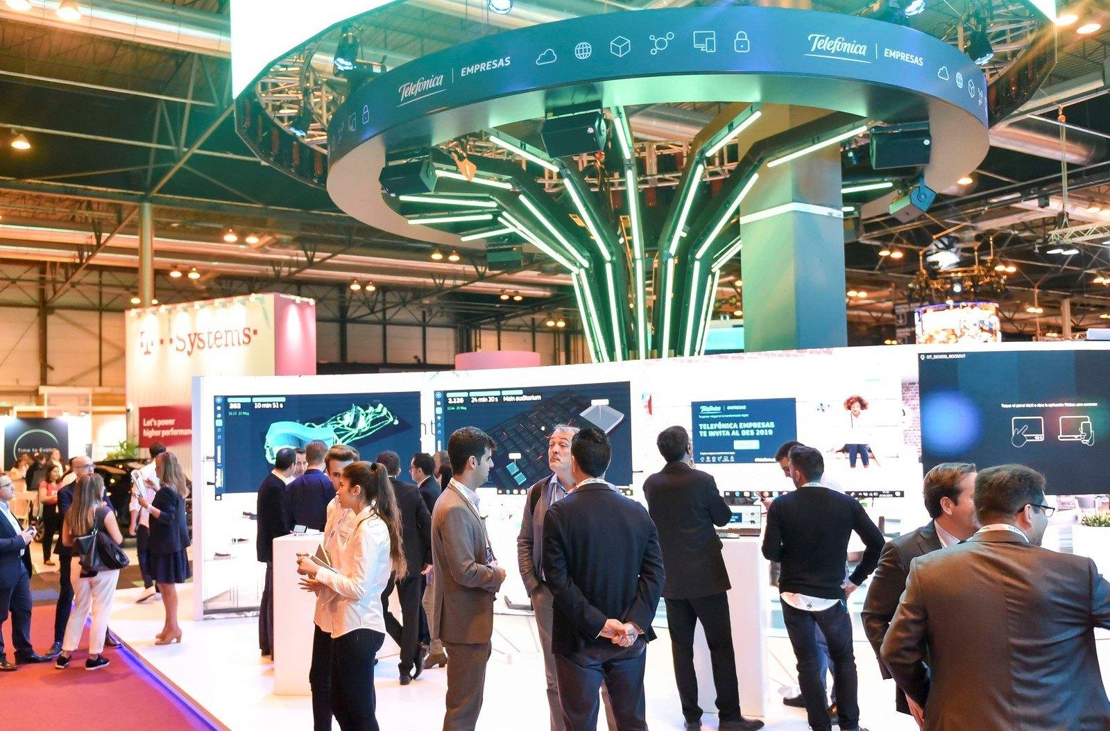 DES2021 vuelve a Madrid del 18 al 20 de mayo para acelerar la transformación digital de las pymes españolas