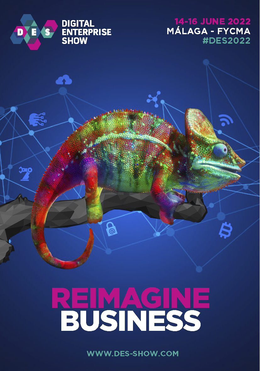 Official image of Digital Enterprise Show 2022