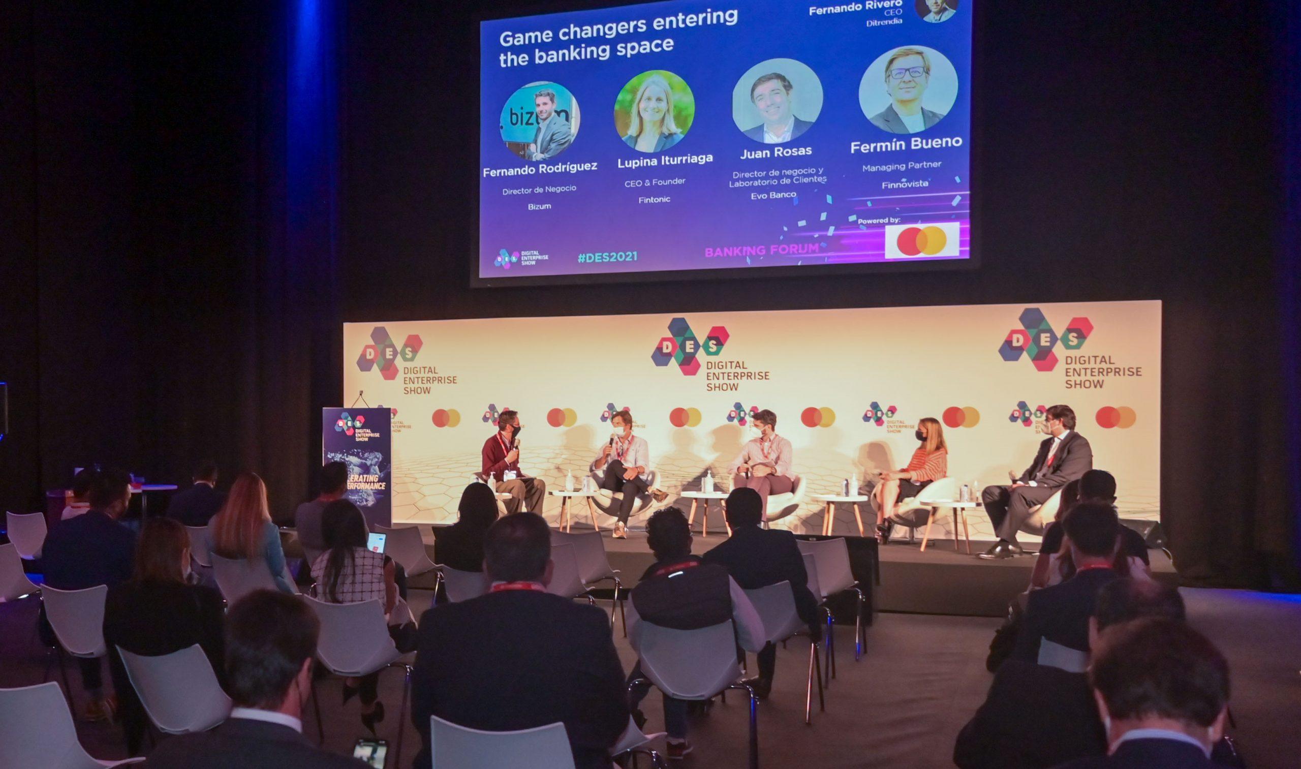 EVO Banco, Bizum, Fintonic y Finnovista analizan las tendencias que cambiarán el ecosistema bancario