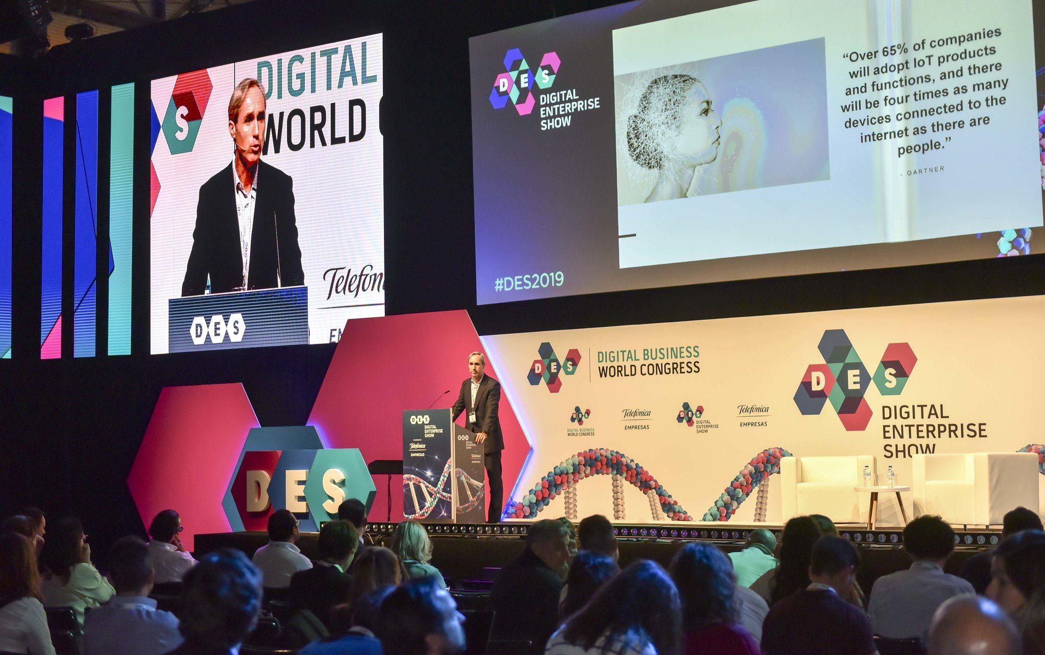 DES2021 acerca los fondos Next Generation EU a las pymes españolas