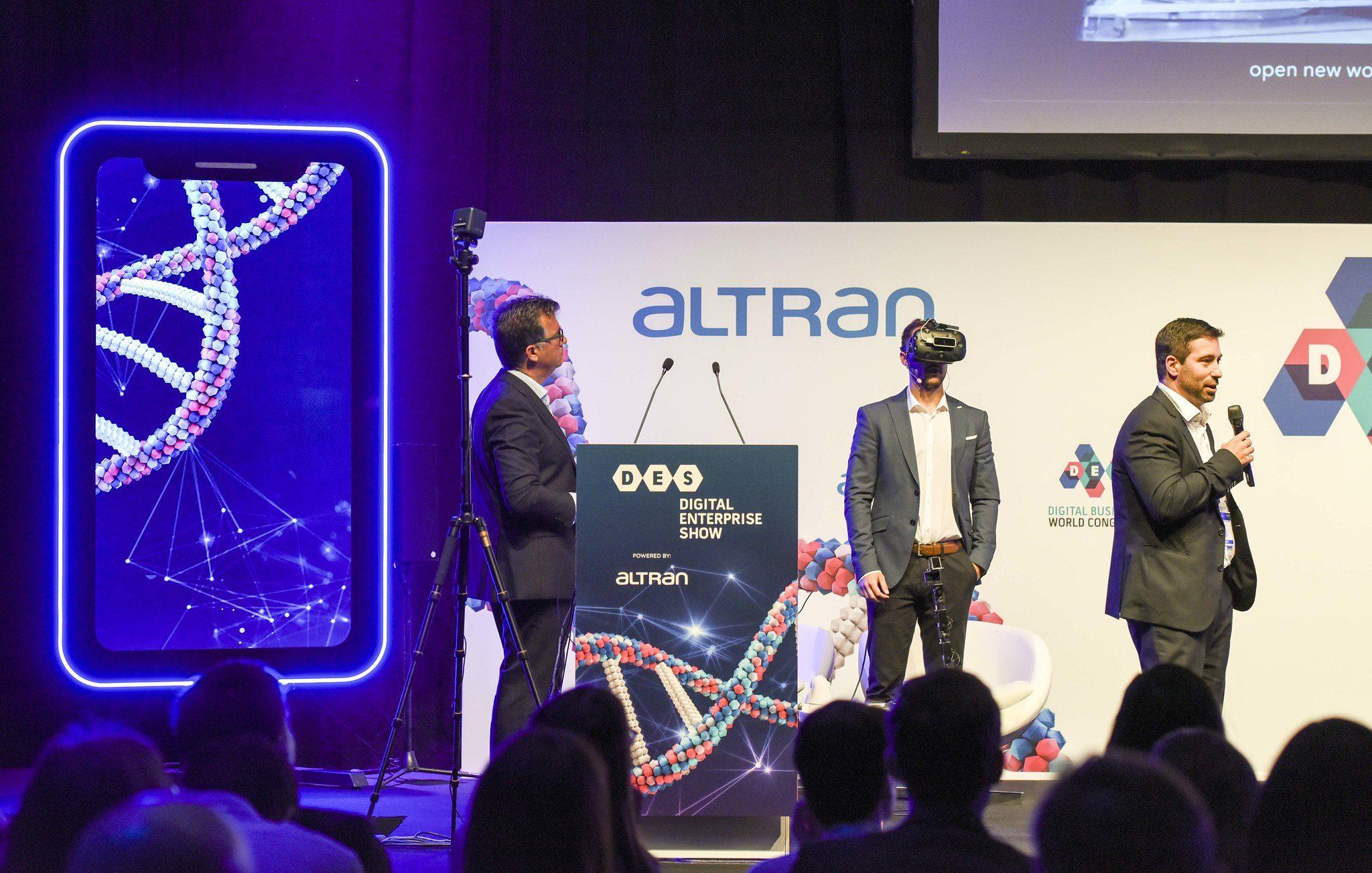 La Inteligencia Artificial y la digitalización de las pymes protagonizan la quinta edición de DES-Digital Enterprise Show