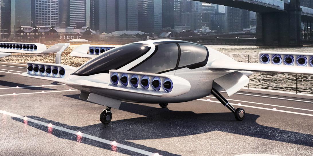 Lilium Flying Car Price