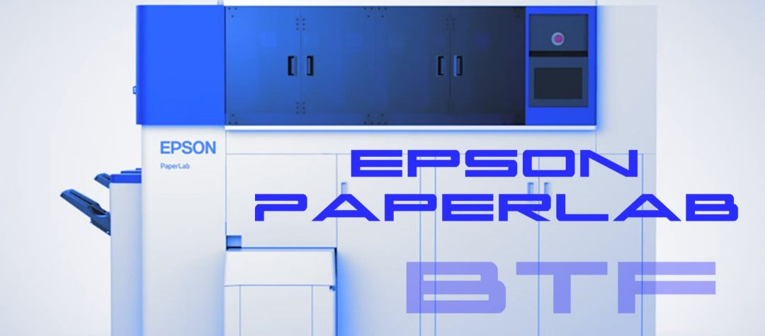 PaperLab: the printer that recycles and supports new paper