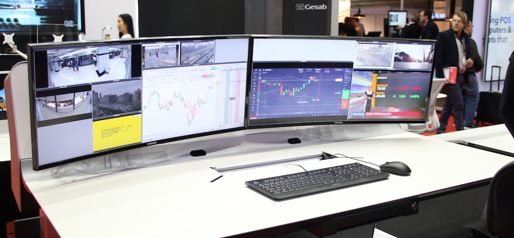 DeskWall: The new visual standard