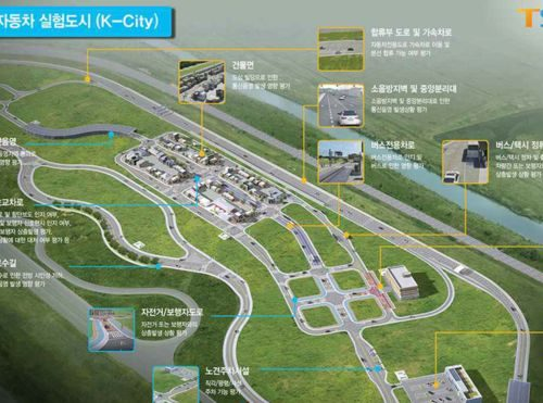 K-City: The biggest artificial city in the world
