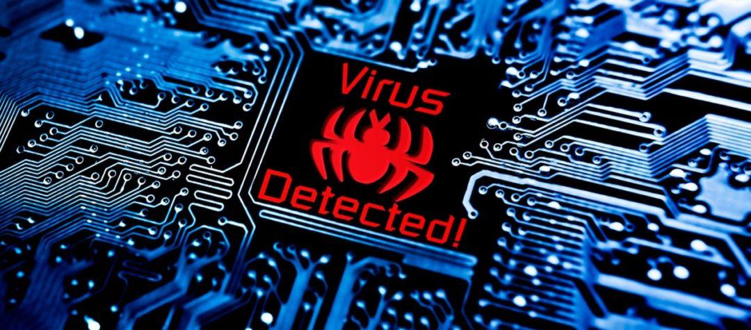 Behind an antivirus