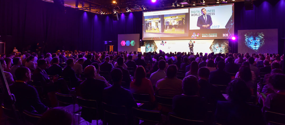 DES   Digital Business World Congress announces first speakers