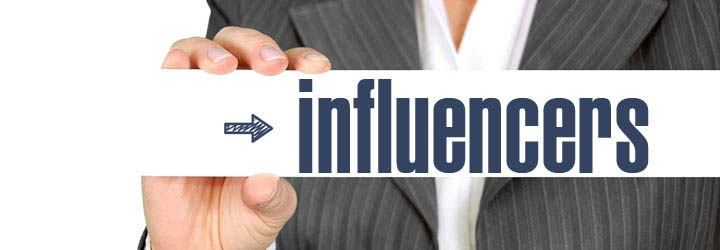 Detect influencers in social networks and organizations